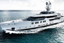 Superyachts / Don't even think of boarding a boat before checking out these innovative superyachts from around the world