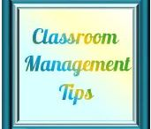 Classroom Management  Tips / All things pertaining to classroom management.