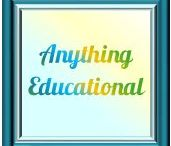 Anything Educational / Ideas, resources, teaching materials, and tips on any subject related to education
