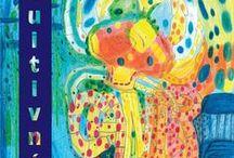 Intuitive paiting - ntuitivní kresba - vernisáž a výstava / Srdečně vás zveme na vernisáž výstavy Lucie Slaninové, která se koná 13.2.2016 od 17:00 hod. ve výstavní síni  MěÚ v Rychnově u Jablonce nad Nisou  Lucie  kreslí  čistě  intutivně. Ve své  tvorbě  postupem  let propojila originálně techniku kresby tužkou s kresbou úhlem, pastely a křídami.