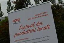 COOP ESTENSE - Festival dei produttori locali / 25 Aprile 2015 - Villa Emma a Nonantola (Modena) Presenti al Festival dei produttori locali, organizzato da Coop Estense: insieme coltiviamo la passione per la nostra terra.