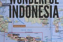 Indonesia / Wonderful Indonesia, my home.