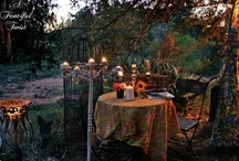 Outdoor spaces / by Alicia Brown