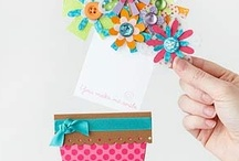 Crafty things / Loving all the fabulous craft ideas out there!