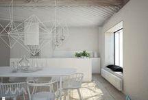 Wnętrza - inspiracje do mieszkania
