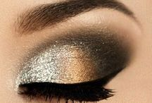Bette Davis Eyes / Cool eye shadows and techniques