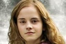 Hermione Granger / Hermione Jean Granger is a fictional character and one of the three protagonists of J.K. Rowling's Harry Potter series.