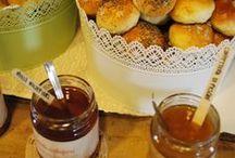 Brunch 9 Marzo / Un altra bella domenica in compagnia di tanti amici, per mangiare insieme e goderci i primi soli primaverili