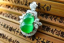 Jade Beeswax Amber Jewelry Bijoux