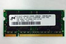 RAM - Memory for Laptops and Desktops
