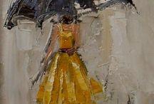 Artsy Fartsy / Art inspirations