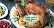 Holidays / Healthy gluten-free & grain-free holiday recipes....from Thanksgiving through New Year's Day!