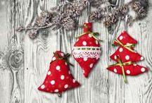 Decoración de Navidad / Ideas originales, baratas o ecológicas para decorar tu casa en Navidad
