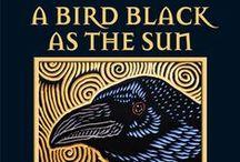 Sorte fugle / Sorte fugle i virkeligheden, i kunsten og i fantasien