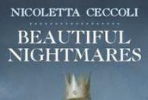 Nicoletta Ceccoli / Laver drømmende illustrationer... nogen gange også uhyggelige. http://www.nicolettaceccoli.com/index.php