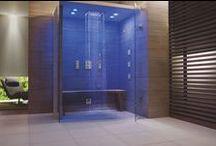 Mamparas de Moraval / Quieres dotar a tu cuarto de baño de un ambiente especial, Moraval te ofrece las últimas novedades del mercado en mamparas de los principales fabricantes.
