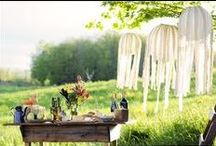 Daytime Dream // Picnic Wedding