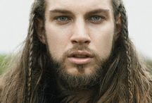 Hot and Beautiful Guy with long hair