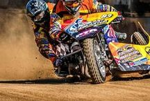 WITH THE SIDECAR / Sidecar-Speedway-Enduro-Dakar-Vacation-Acrobatic sow-Long track-24 hour-adventur-trial