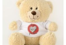 stuffed animals, games & toys / Personalized stuffed animals, puzzles & games that use my photography & that you can buy.