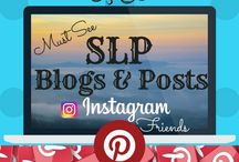 BLOGS & POSTS {Instagram Community Board} / Instagram Community Board: Excellent SLP Blogs, Posts & Resources