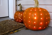Halloween / don't be scared to DIY some great Halloween decor!