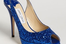 Wedding Shoe Candy / Beautiful shoes to accent the most important outfit of your life.