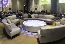Party Theme: Loungey Vibe / Lounge theme inspiration for Bar/Bat Mitzvahs, Birthdays, Sweet 16's