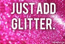 Party Theme: Glitter