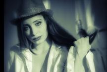 Woman`s Blues / Womans Boudoir Photography