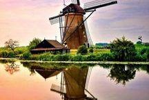 Windmills / by Pamela Brandvold