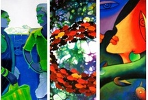 Indian Art Ideas / Indian Art Ideas is a platform having an aggregation of finest modern and contemporary Indian art pieces. One stop shop for artist, art lovers & art collectors