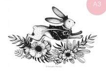 my works - illustrations