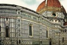 Florence (Firenze), Tuscany / Florence, the birthplace of the Renaissance. The city is one of the best preserved Renaissance centers in the world and has a high concentration of art, architecture and culture.
