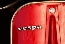 Vespas & Lambrettas / Tuscan life includes lots of Vespas!  www.tuscanmuse.com