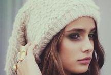 beanie // scarf