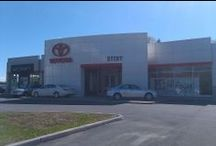 Steet Toyota of Johnstown / Take a look inside our store!