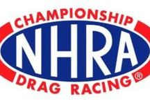NHRA DRAG RACING / by Jenna T.