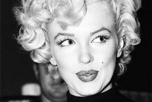 icon | Marilyn [b+w] / There are so many great photographs of Marilyn.