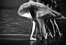 b&w | ballet