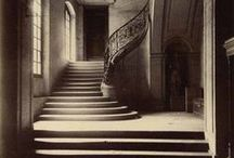 [A] Eugène Atget [1857-1927] / Eugène Atget was a French pioneer of documentary photography, noted for his determination to document the architecture and street scenes of Paris before their disappearance to modernization.