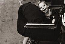 [L] Helen Levitt [1913-2009] / Helen Levitt was an American photographer. She is particularly noted for her street photography around New York City.