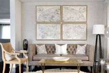 MyInspirations / Interiors and furniture that I found interesting