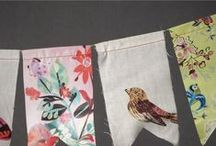 Fabric Scraps and other ideas