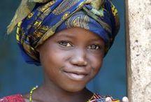 Plan Ghana / Het mooie werk van Plan om meisjes een beetje extra op weg te helpen om een zelfstandige moeder te worden.