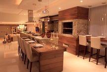 Cozinhas e salas de jantar