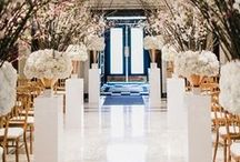 The Lobby / Our formal Lobby which is a classic composition of marble floors, elegant archways and cascading chandeliers.