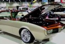 American Muscle Cars and More / Here you will find a variety of American muscle cars & hot rods.