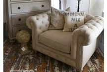 Cosy Armchairs