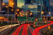 P I C T U R E S || City structures